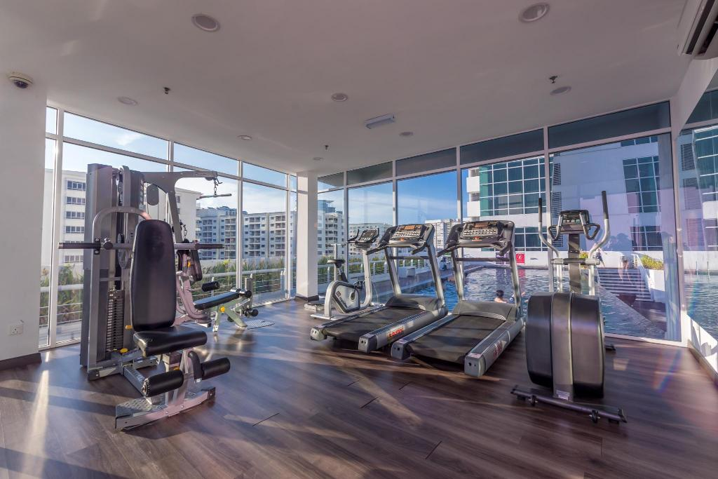 Fitness center Urban Suite @ Maritime Suite