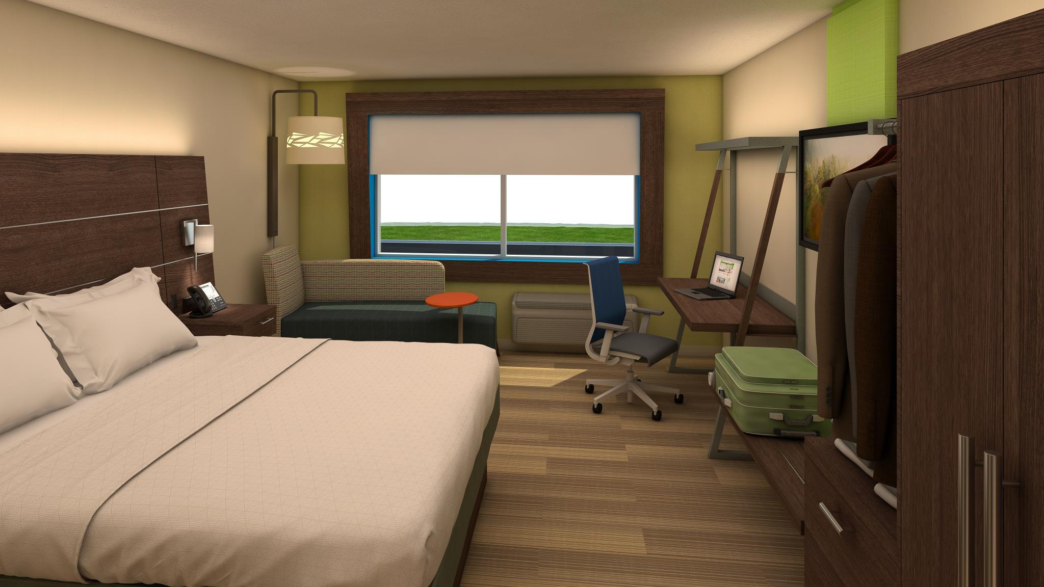 Suite 2 Bed Hearing Accessible Non-Smoking