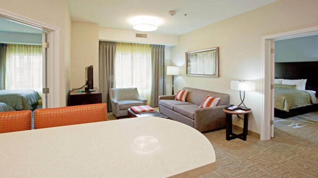 2 Bedroom Suite 2 Bed Other - Vendégszoba Staybridge Suites Houston Humble - Generation Pk