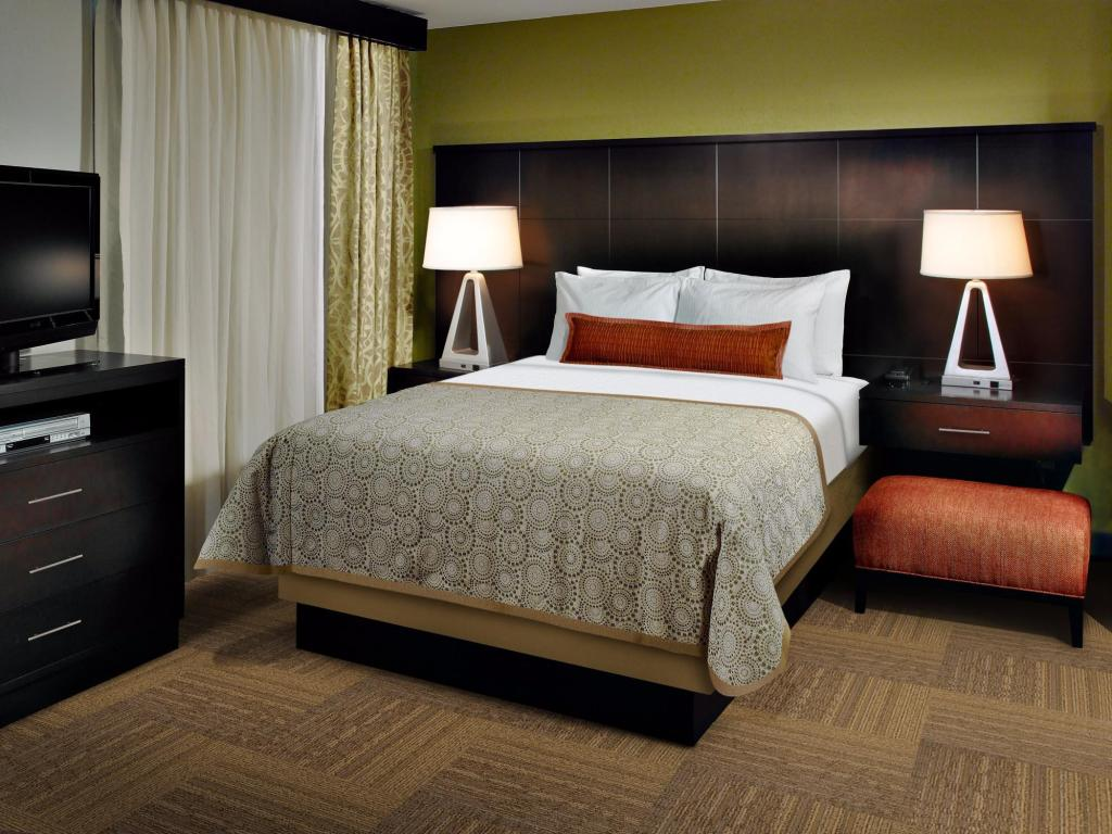 Standard szoba - Ágy Staybridge Suites Houston Humble - Generation Pk
