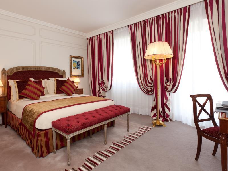 Majestic Hotel Spa In Paris Room Deals Photos Reviews