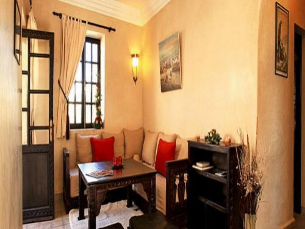 内観 Essaouira Lodge