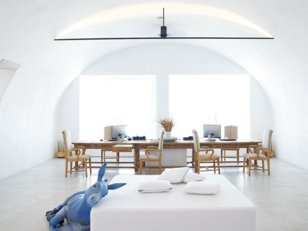 Interior view Mykonos Blu Grecotel Exclusive Resort