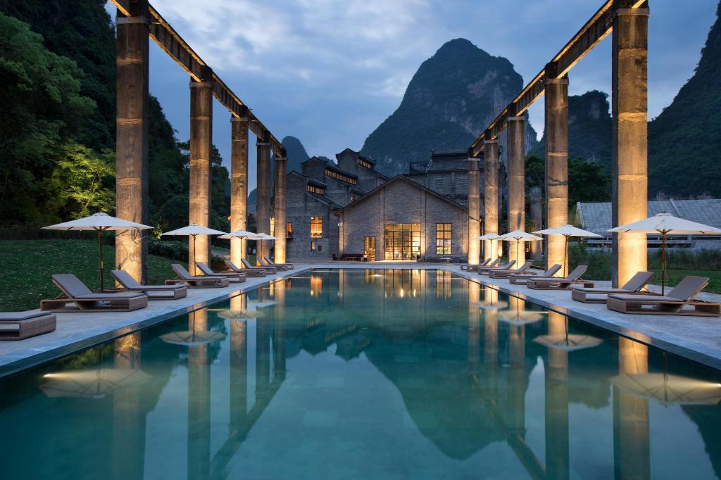 More about Alila Yangshuo