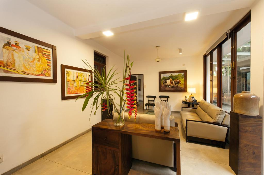 Interior view Greenwinds Villa
