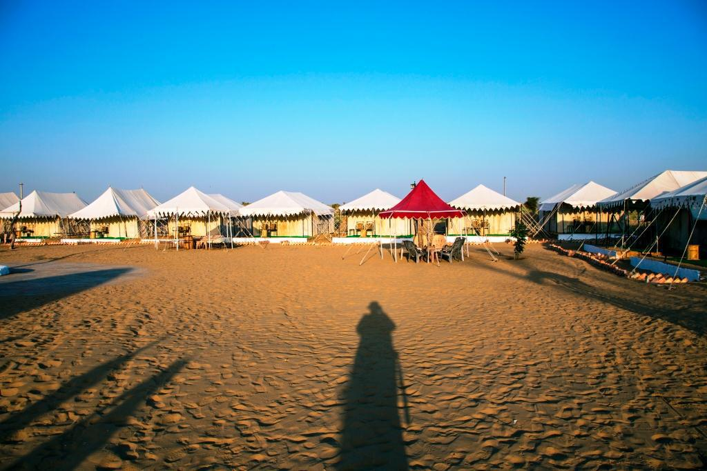 Rajwadi Desert Home Stay- Best Desert Camp in Jaisalmer (Rajwadi Desert)