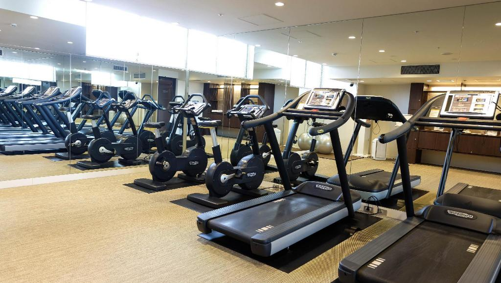 Fitness center Grand Prince Hotel Takanawa