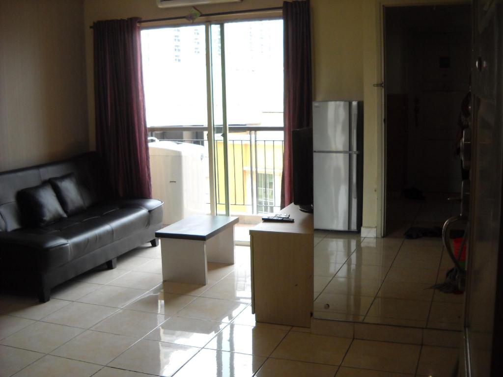 Mall Of Indonesia Moi Two Bedroom Apartment 1