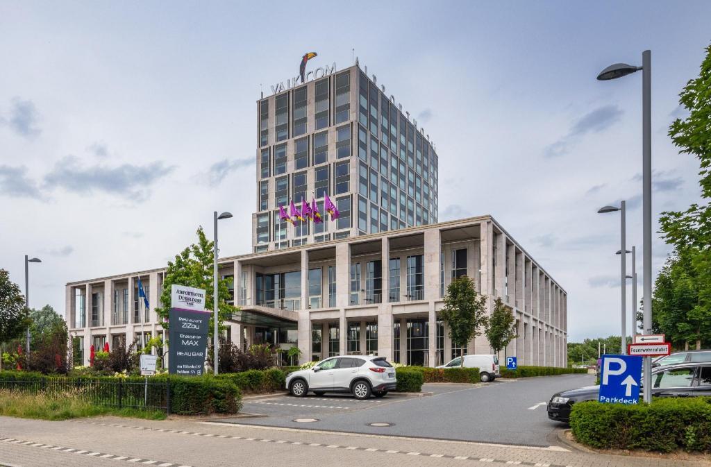 Van Der Valk Airporthotel Duesseldorf Dusseldorf Ab 74 Agoda Com