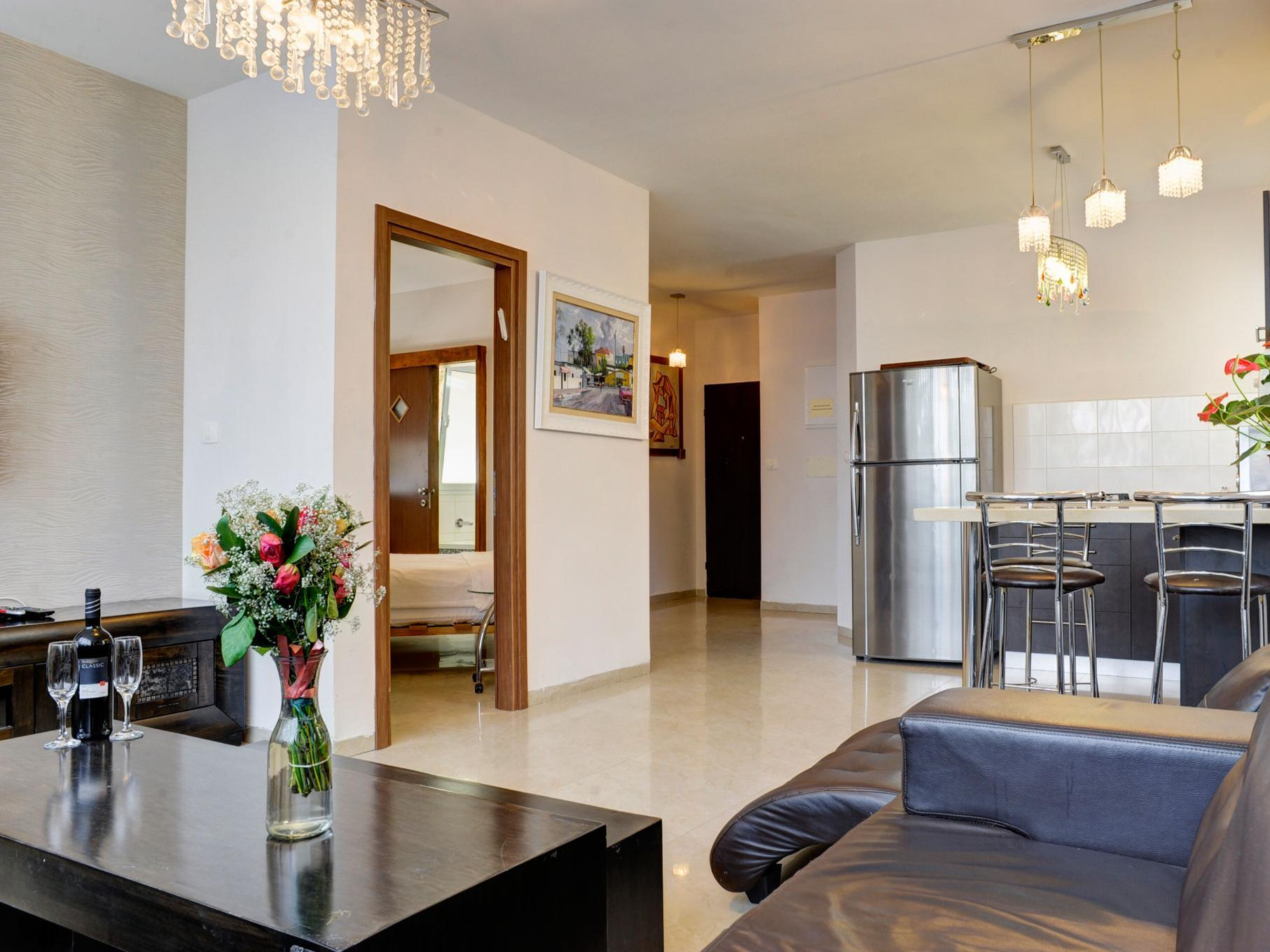 Apartment Luxury Two Bedrooms