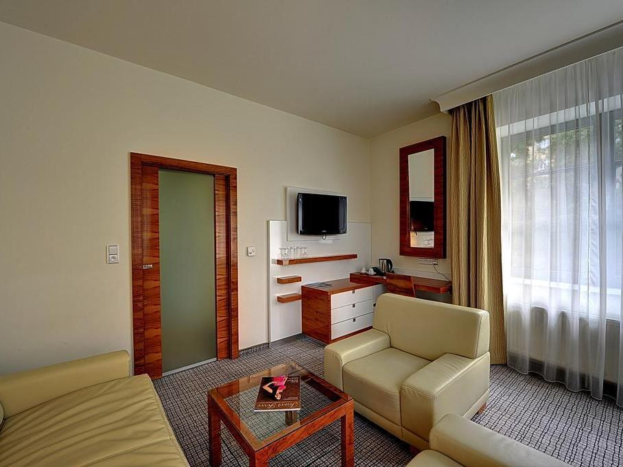 Superior Doppelzimmer mit Spa-Package (Superior Double Room with Spa Package)