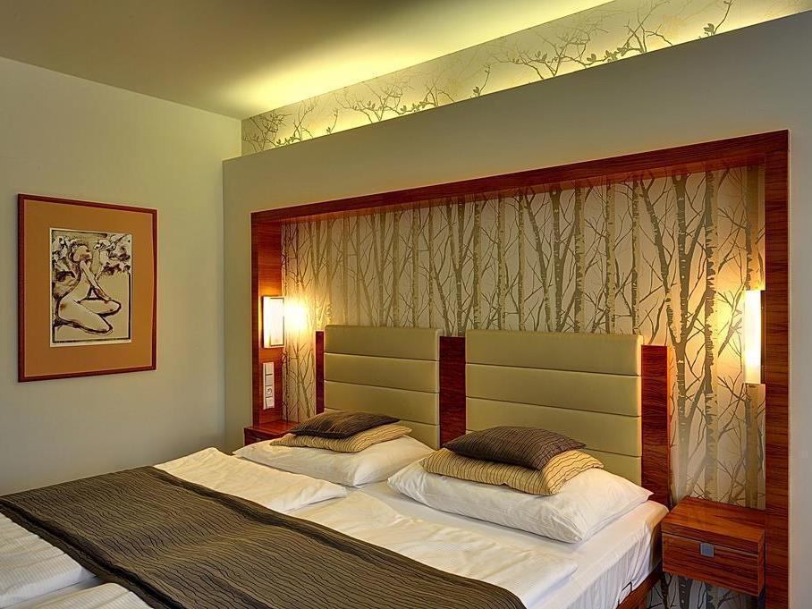 Classic Doppelzimmer mit Spa Package (Classic Double Room with Spa Package)