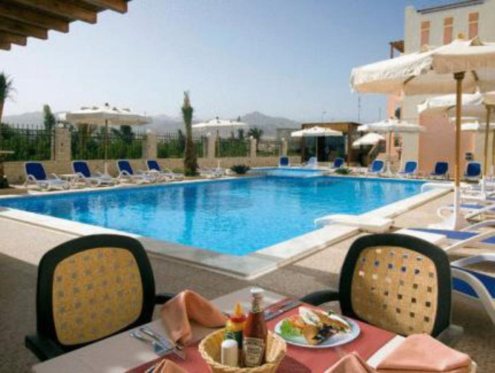 Swimming pool 4S Hotel Dahab