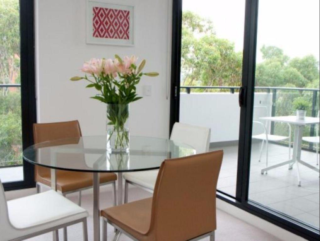 Dining room/area MP001 - North Ryde Apartment