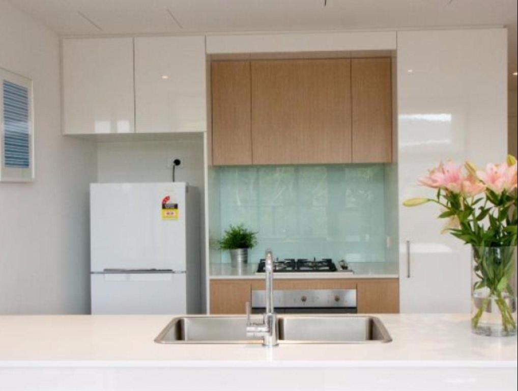 Kitchen MP001 - North Ryde Apartment