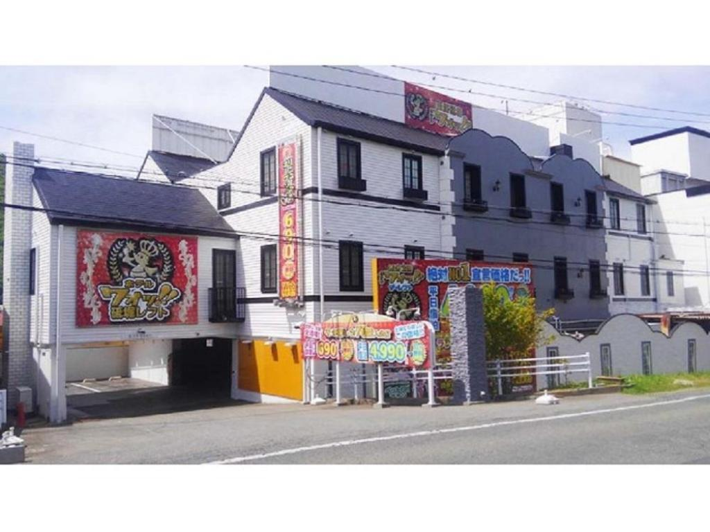Hotel Wow The Right & Left Himeji-tohori - Adult Only