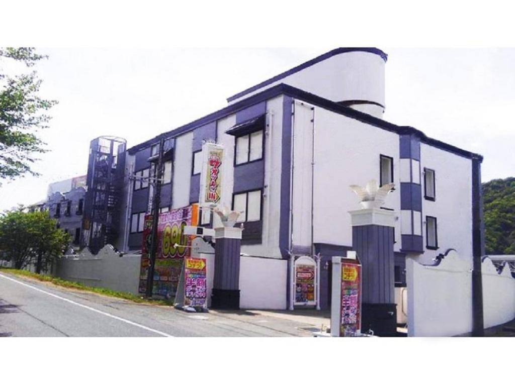 Εξωτερική όψη Hotel Wow The Right & Left Himeji-tohori - Adult Only