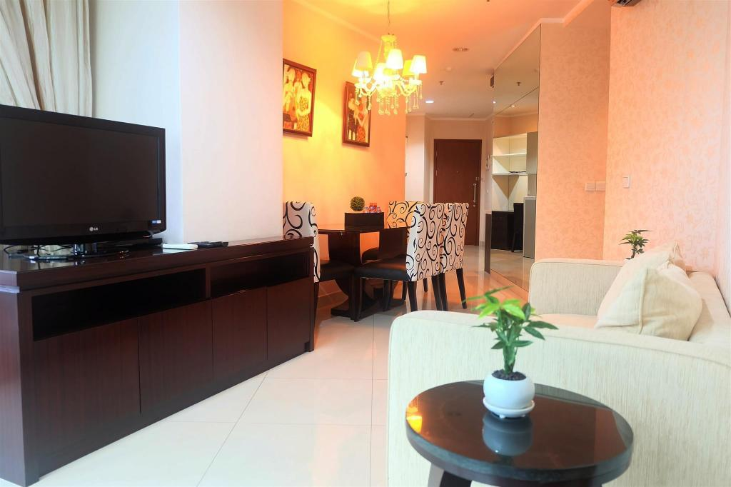 Best Price On 2br Central Sahid Sudirman Residence Travelio In Jakarta Reviews
