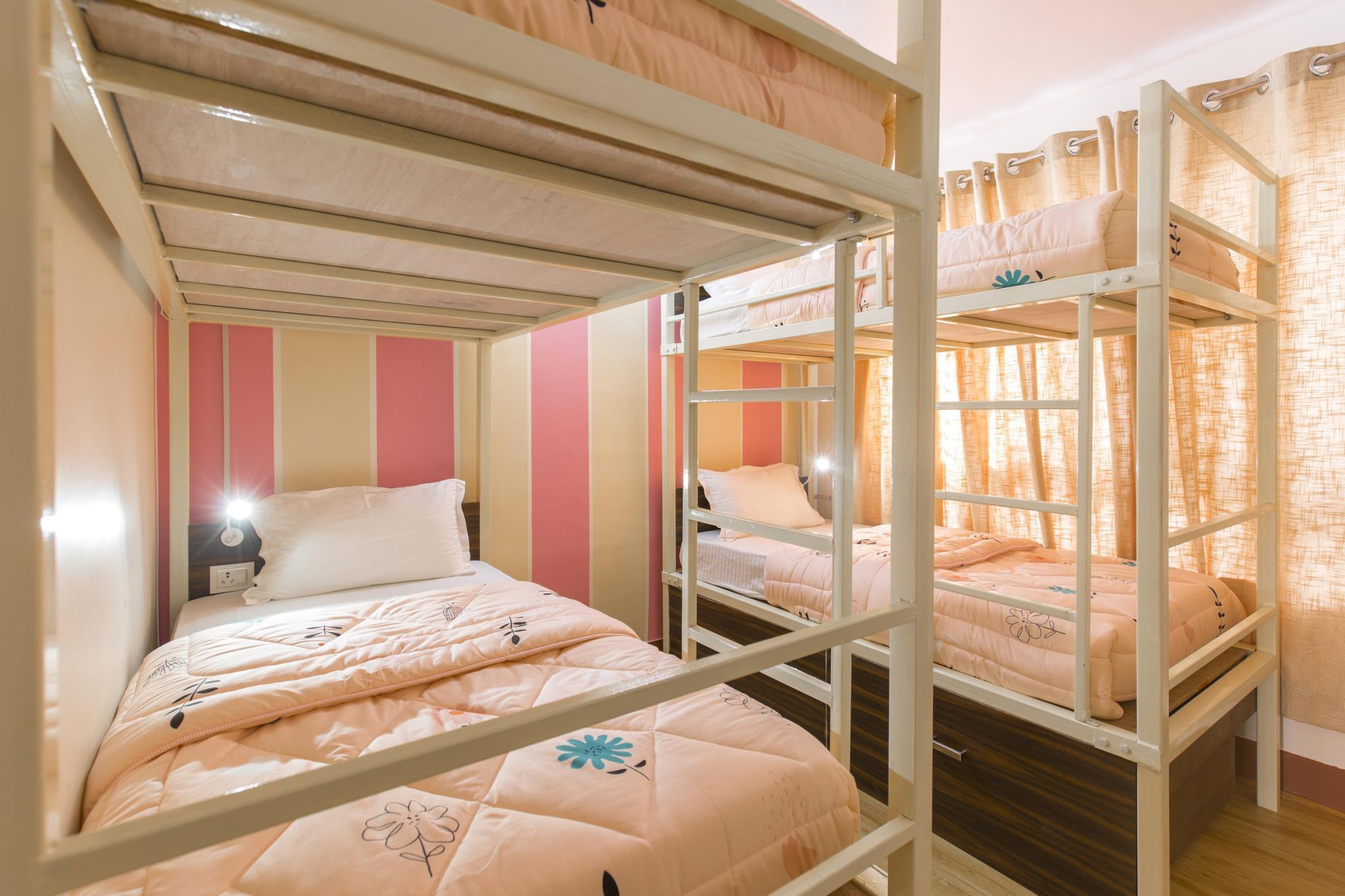 4-Bed Dormitory (Female)