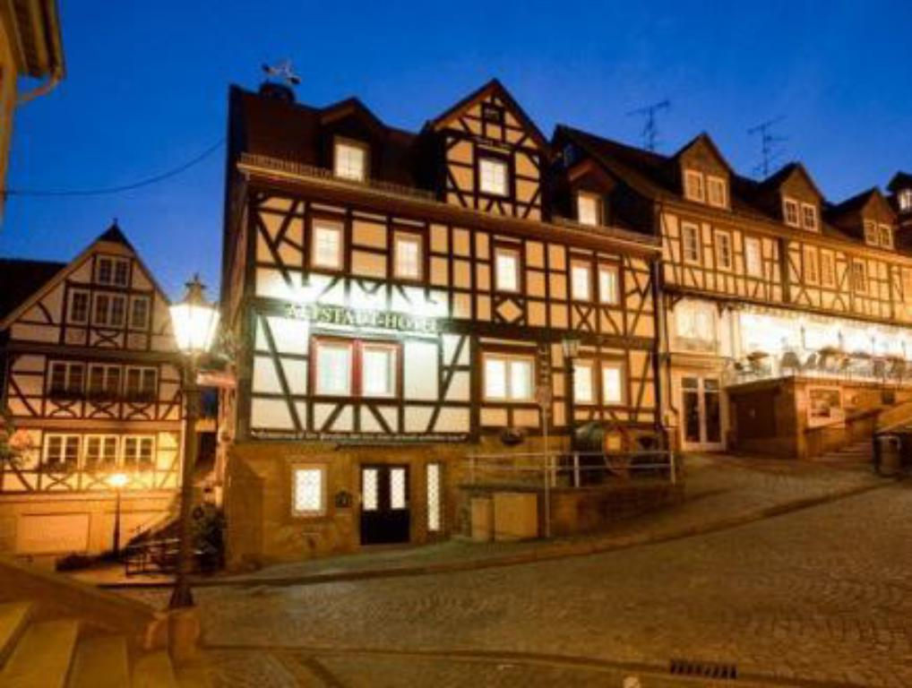 Altstadt-Hotel Gelnhausen in Germany - Room Deals, Photos