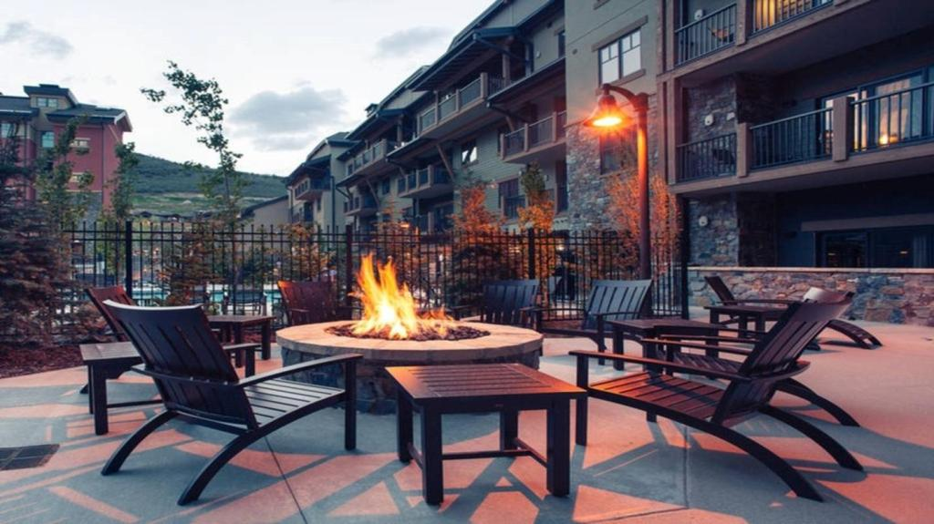 Erkély/terasz Stay at Park City Resort for a mountain of fun!