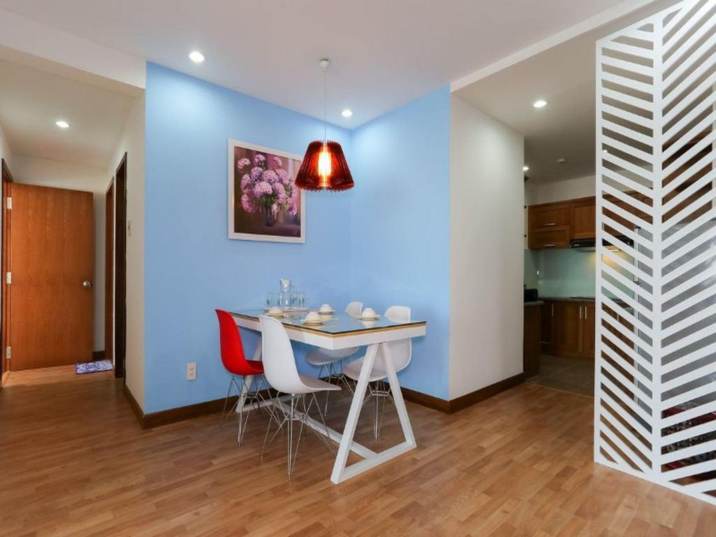 Dining room/area 2 Bedrooms- Hoang Anh Gia Lai Apartment 6
