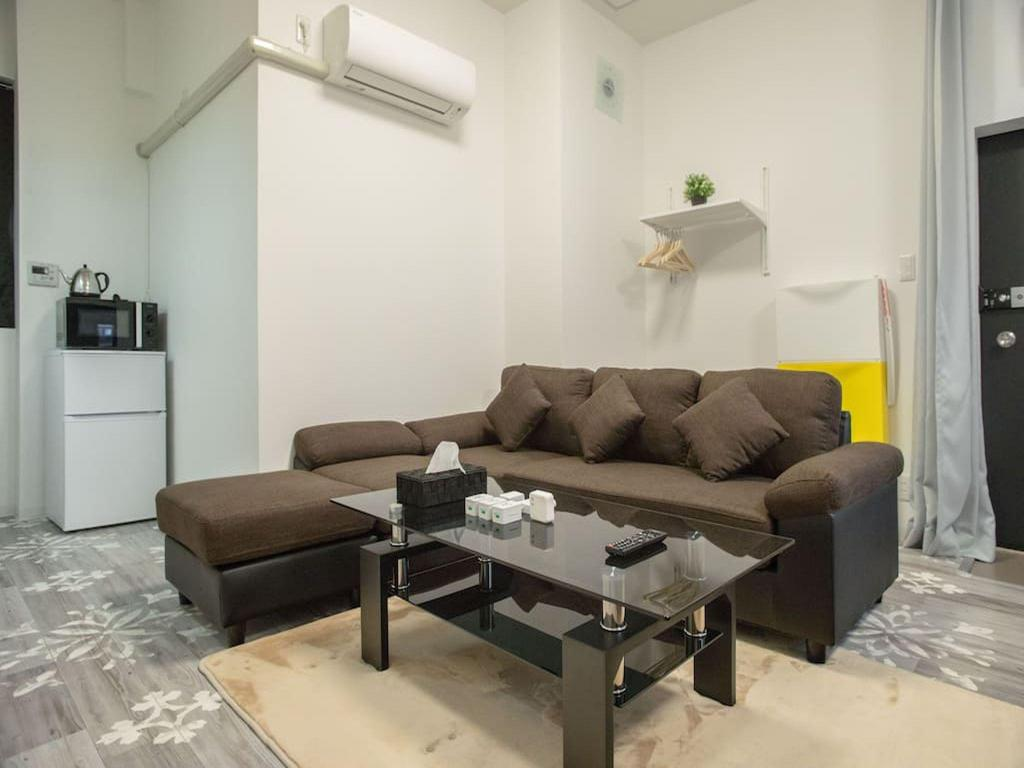 צפו בכל 6 התמונות TE Osaka 1 bedroom near Namba area M2