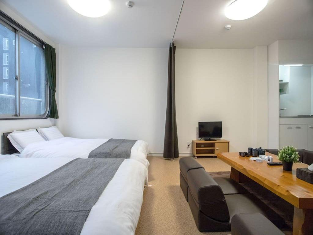 Interieur TE Osaka 1 bedroom near Namba area M3