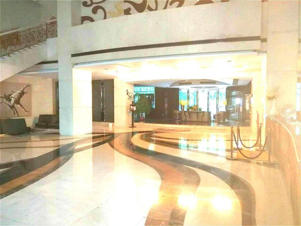 Lobby Acme Serviced Apartments