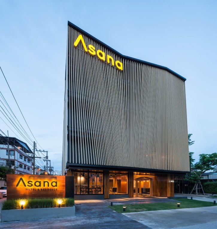 More about Asana Hotel & Residence