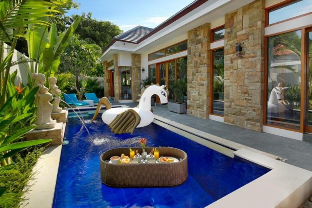 1 Bedroom Villa with Pool - Food and beverages Holl Villa