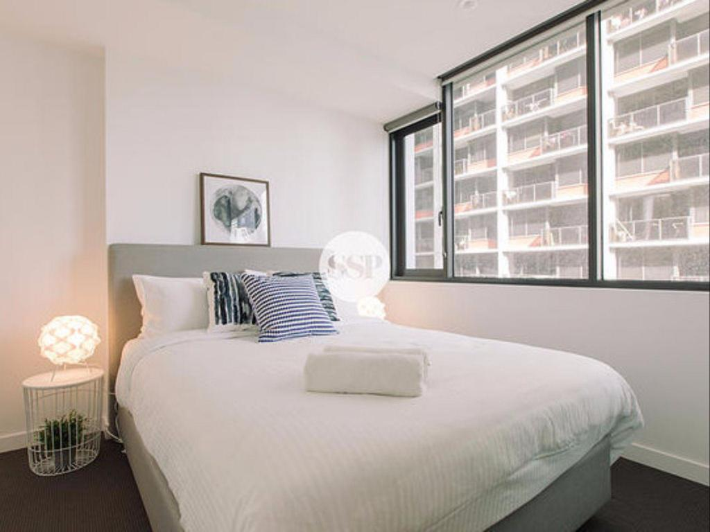 Bed Level 15 Comfort 2 Bedroom Apartment Near Southern Cross
