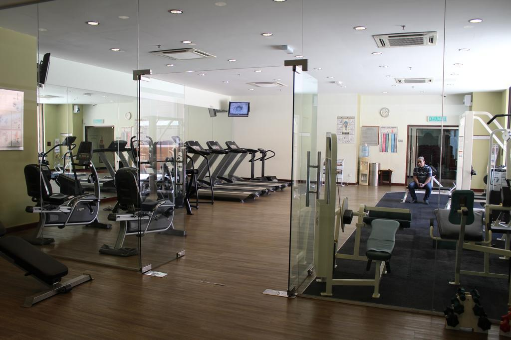 fitnesscentrum KL Suite at Times Square
