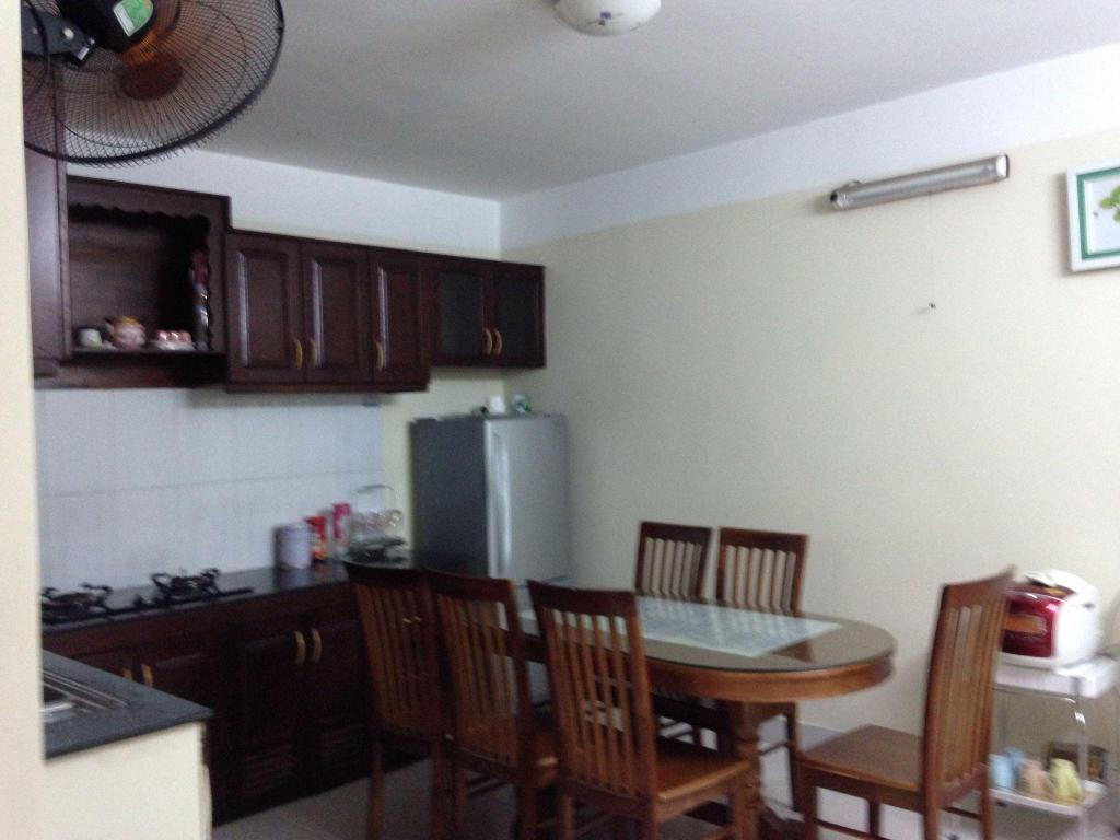 Keuken Kalikaka Apartment