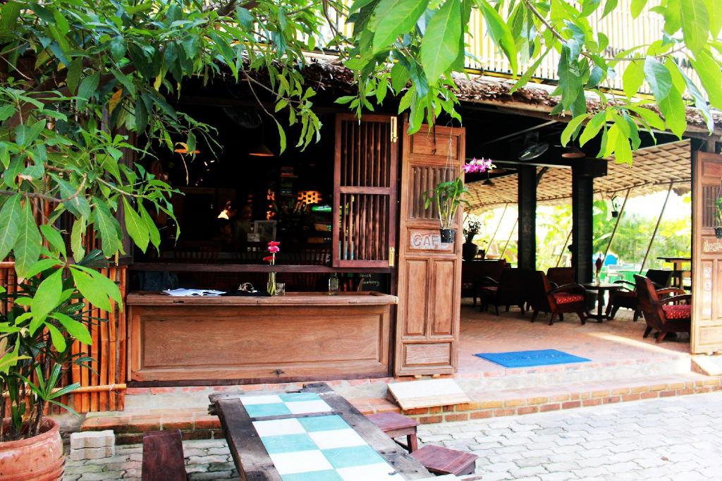 Interior view Rom Casa Hostel Da Nang