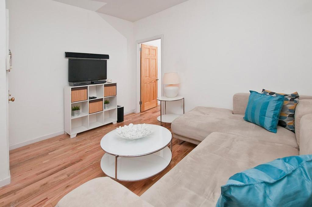 Charming newly renovated 2BR NYC