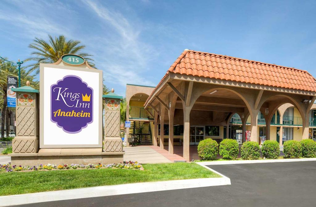 Hotels On Katella Ave Anaheim Ca