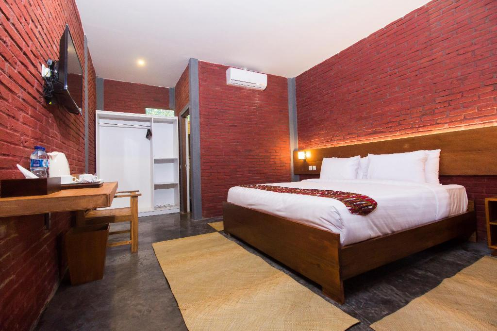 Superior Double Room - Bed Wahid Borobudur Hotel