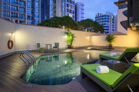 Swimming pool [outdoor] Park Avenue Robertson