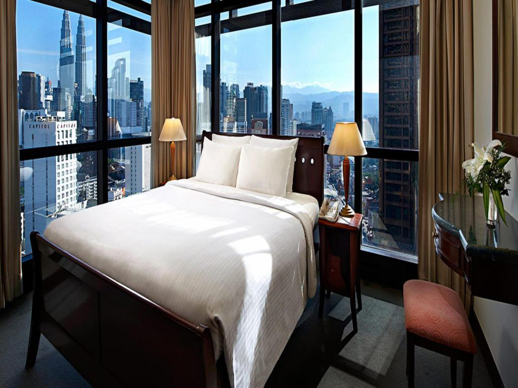 Buitenkant KL Suite at Times Square