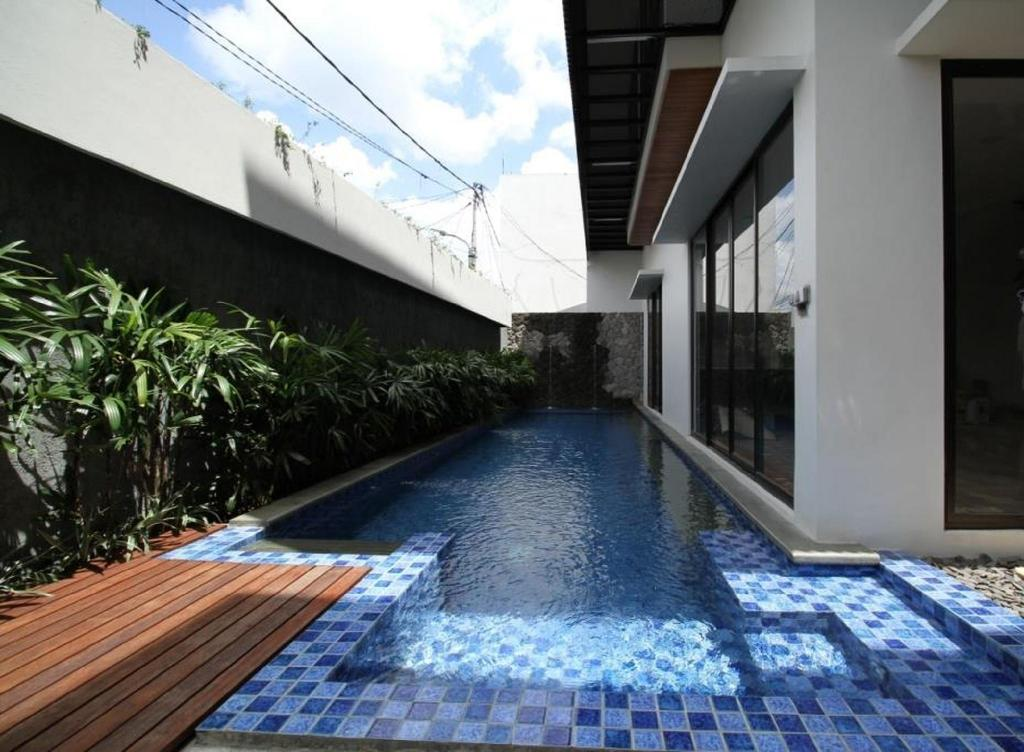 Swimming pool CoHaus #1 Studio near Senayan