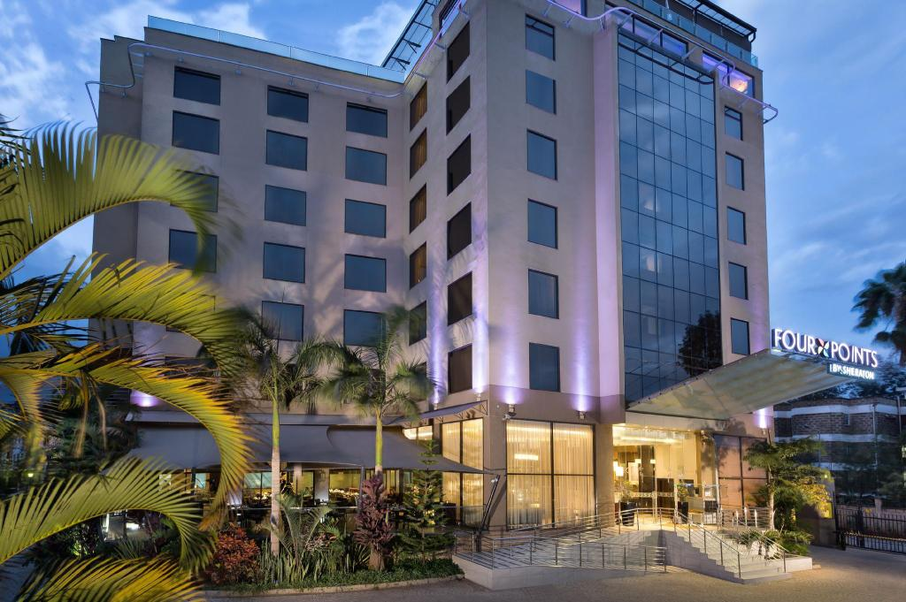 فور بوينتس باي شيراتون نيروبي هيرلنجهام (Four Points by Sheraton Nairobi Hurlingham)