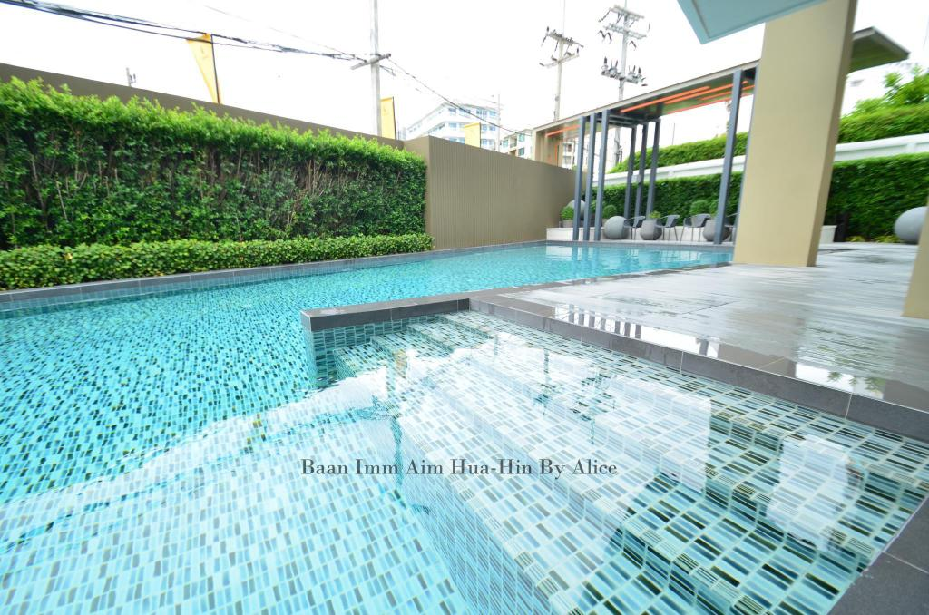 Swimming pool [outdoor] Baan Imm Aim Hua Hin BY Alice