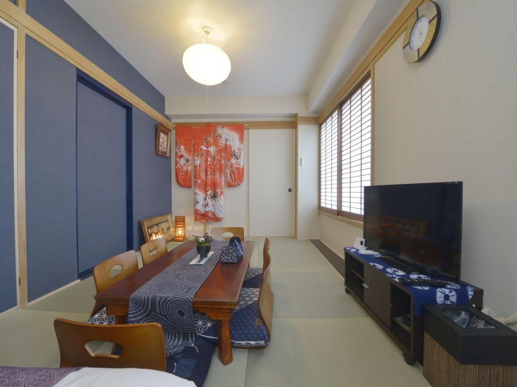 Vybavení 4BR Authentic Japanese Room At The Best Location