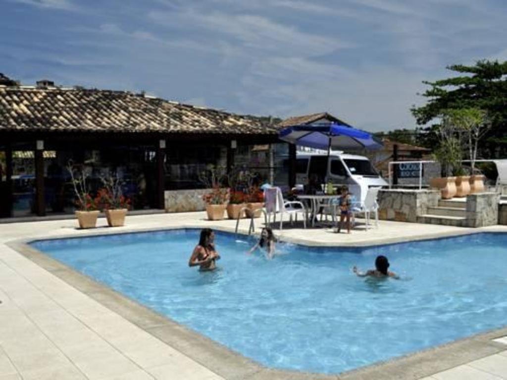 Coronado Beach Hotel Buzios 2020