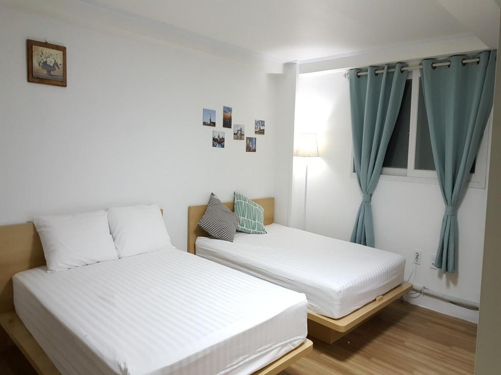 Bed Natural Ain House 302 Seoul Station 3min