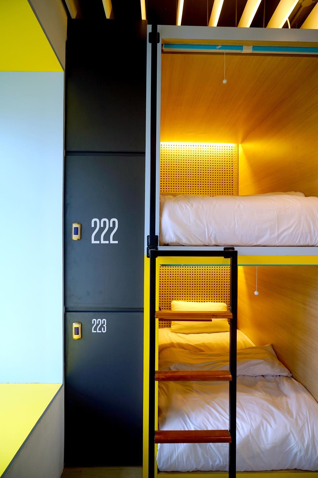 1 Person in 2-Bed Dormitory - Mixed