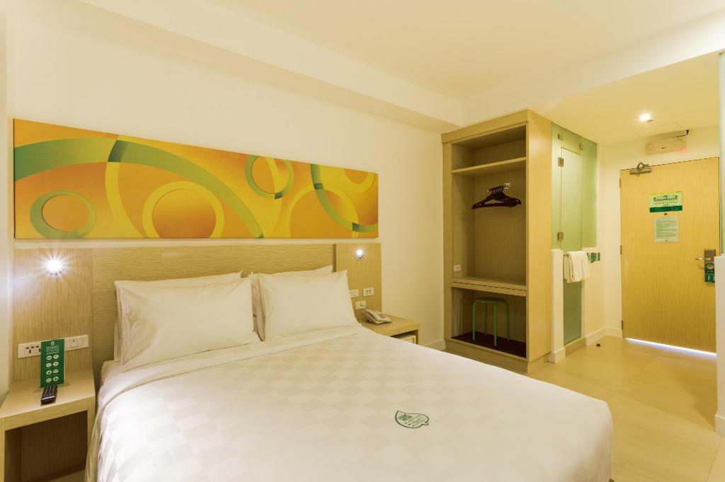 Phòng giường Queen Go Hotels Ermita