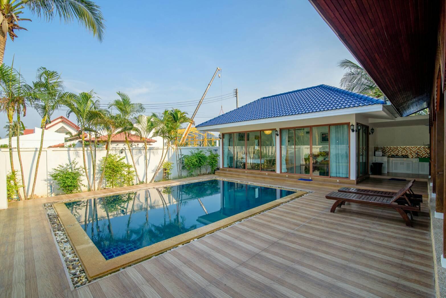 best price on panida pool villa hua hin in hua hin cha am reviews rh agoda com