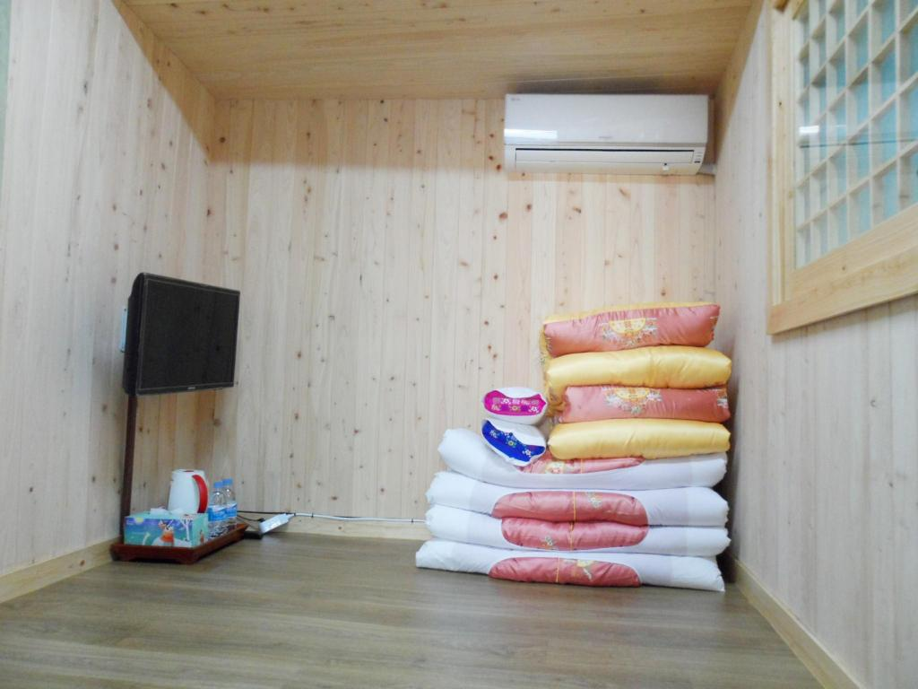 Δωμάτιο Jeonju Hanok Village Gamnamu House Double Room